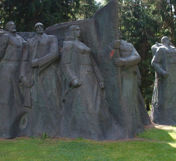 Парк-музей советской эпохи Грутас