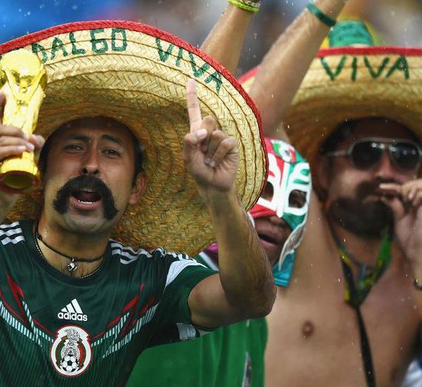 Футбол в Мексике